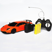 1/24 4 Channels Supercar Drift Speed Radio Remote Control Car RC RTR Truck Racing Car Toy Xmas Gift Remote Control RC Cars