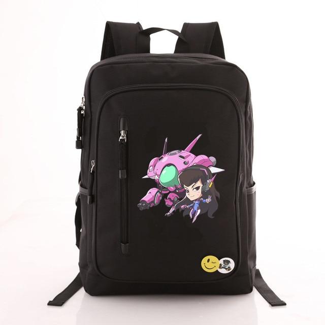Рюкзак DVA черный