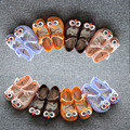 HOT Sale Baby Shoes Girls Sandals Mini SED Kids Jelly Shoes with Owl Pattern 2017 New Summer Cartoon Princess Children Shoes