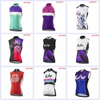 Cycling Jersey Women Bike Shirts LIV Summer Short Sleeve Tops MTB Cycling Clothing Maillot Ciclismo Racing Bicycle Clothes L1401