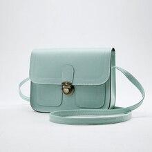 Fashion Mini PU Leather Shoulder Bag