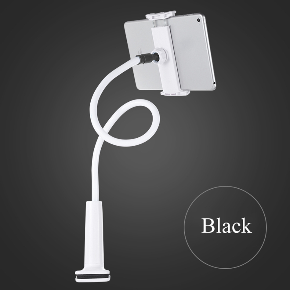 Flexible Rotating Long Arm Lazy Phone And Tablet Holder For Home And Office 13