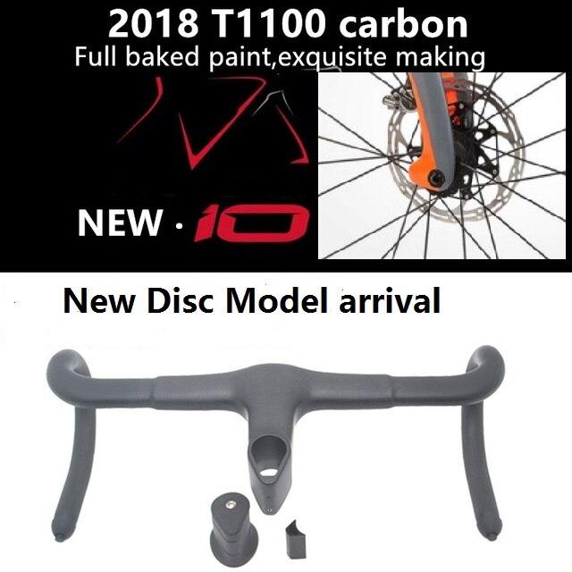2018 T1100 telaio da strada in carbonio 3 k 1 k cadre de bicyclette A Disco in carbonio Thru axle telaio Da Strada bicicleta carbonio telaio della bicicletta della bici velo