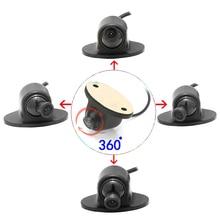 CCD di visione notturna di HD della macchina fotografica frontale/laterale/sinistra/destra/macchina fotografica di retrovisione 360 gradi di Rotazione universale auto che inverte parco camera