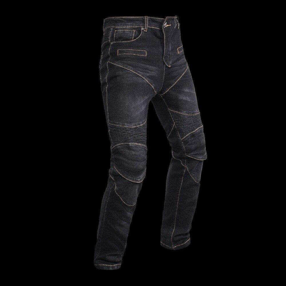 2018 MOTOCENTRIC Black Motorcycle Men s Biker Jeans Protective Gear Motocross Motorbike Racing Breathable Pants Slim