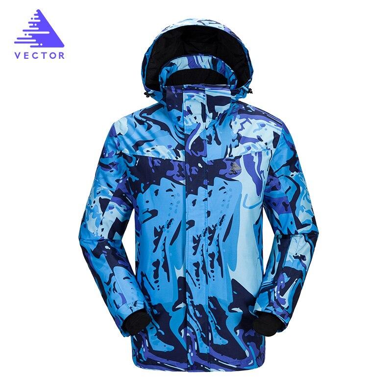 Vestes de Ski pour hommes ensembles de Snowboard marques de costume de Ski pour hommes imperméable respirant costumes de Snowboard pour hommes imprimés vestes de Ski pour hommes