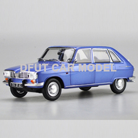 1:18 Alloy Toy NOREV Car Model RENAULT 16 1967 of Children's Toy Cars Original Authorized Authentic Kids Toys Gift Free Shipping