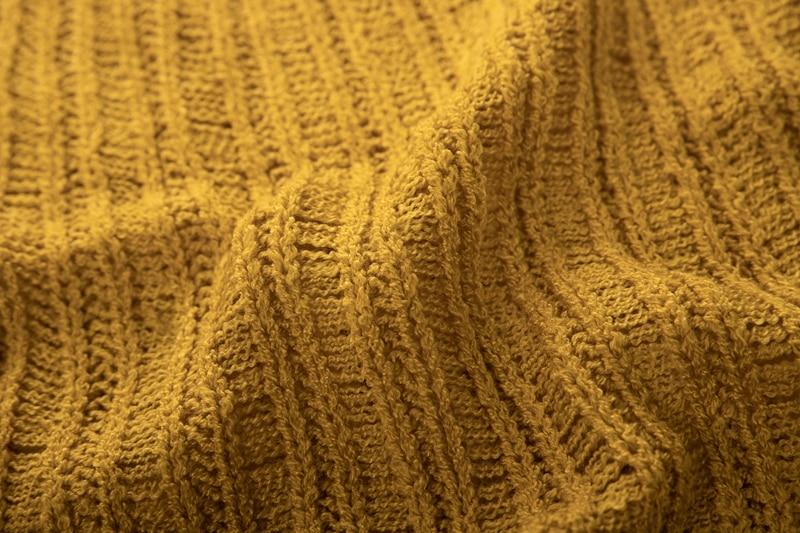 Everkaki Women Solid Knit Boho Sweaters Pullovers Long Sleeve Standard Cardigans Bohemian Holiday Female 2018 Autumn New (18)