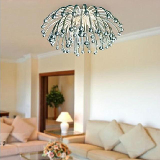 creatieve plafondlampen moderne ontwerp chrysant plafondlamp