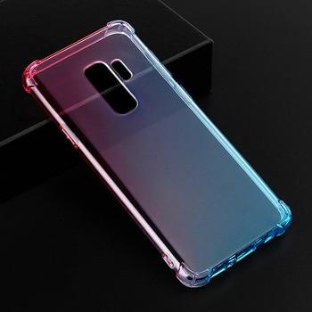S9 Plus Case Clear Slim