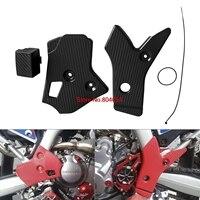 Motorcycle Frame Protector For Honda CRF250L CRF250M 2012 2015 2013 2014 Dirt Bike CRF250 L M