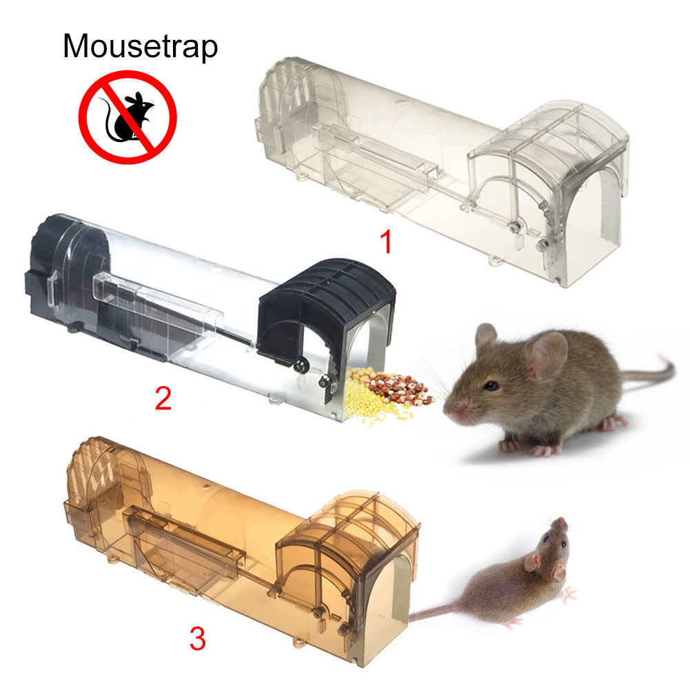Us 7 3 20 Off Nicht Gift Fangen Koder Hamster Maus Falle Abs Kunststoff Smart Maus Live Fallen Ratte Falle Kleine Tier Live Kafig 3 Stile Hg99 In