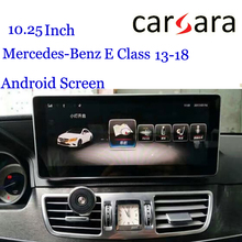 Merce des Android Comand Car Video Audio Vehicle 10.25 Navigator Widescreen For Ben E Class 13-18 Dashboard Multimedia Monitor