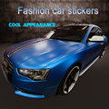 152cmx60cm  Matte change 13 colors Wrap Sheet Roll Film Car Stickers And Decals Motorcycle Car styling Accessories CJ