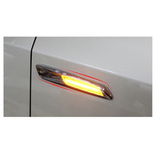 Nondestructive Installation ABS Cover Side Turn Signals Car Light Suitable for Jeep Compass Patriot 11-15 Grand Cherokee 11-13