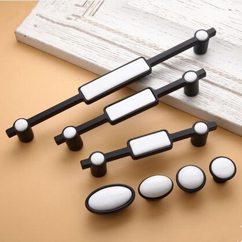 256mm modern simple white black wardrobe kitchen cabinet ...