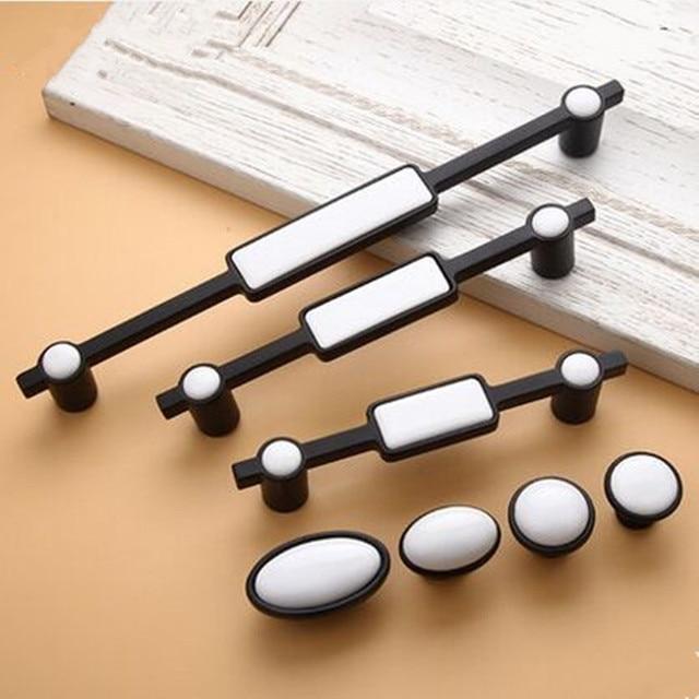 256mm moderne einfache weiß schwarz kleiderschrank küchenschrank ...