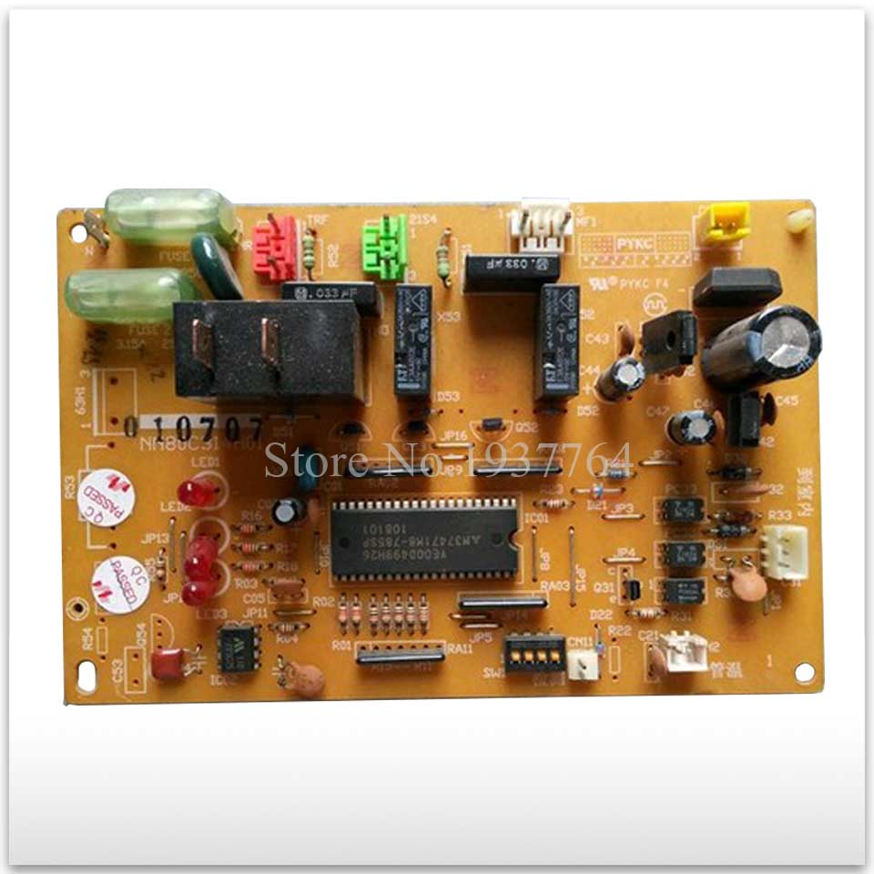 95% new for Mitsubishi Air conditioning computer board circuit board NN80C314H01 NN80C314H02 good working
