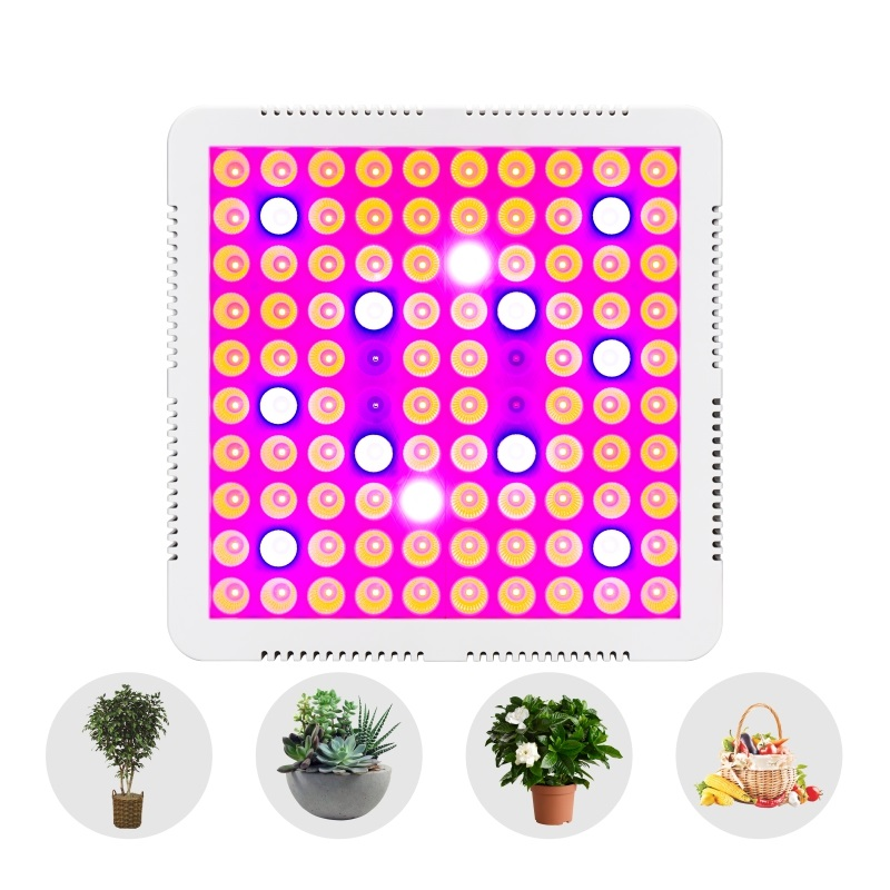 Full Spectrum 300W LED Plant Grow Light AC85-265V EU US Plug  Fitolampy Phyto Lamp  Indoor Garden Plants Flower Hydroponics Grow