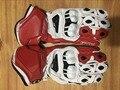 HOT Sale Brand New Alpine Genuine Leather Motorcycle gloves gp pro Full Finger Driving Motocross luva moto Gloves stars red