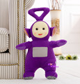 Средний милые плюшевые Телепузики игрушки чучела фиолетовый кукла подарок о 35 см