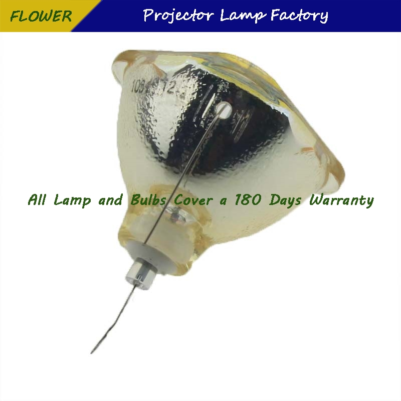 DT00731 180 days warranty Projector Bare Lamp For Hitachi CP S240 CP S245 CP x250 CP X255 ED S8240 ED X8250 ED X8255 in Projector Bulbs from Consumer Electronics