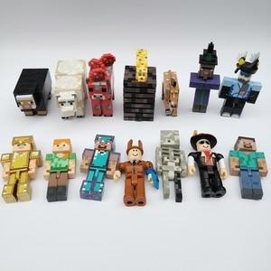 10pcs/lot Minecrafted Blocks T