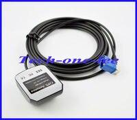 אנטנה עבור 1piece 3 מד Fakra C זווית ישרה אנטנה GPS עבור MFD2 RNS2 RNS-E משלוח חינם (2)
