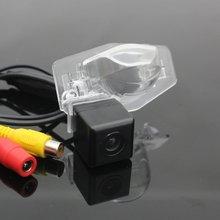 ДЛЯ Honda CRV CR-V 2007 ~ 2010 Реверсивный Резервное копирование Камера/Автомобильная Стоянка камера/Камера Заднего вида/HD CCD Ночного Видения + Широкий угол