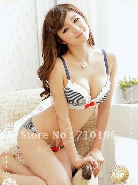 ef292b015 small wholesales Japanese Korea women bra panty set underwear lingerie  intimates amzx8980