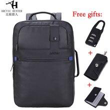 Nylon waterproof business backpack men 14 15.6 Inch Laptop Bag Computer Mochila Male Bag Backpack free shipping