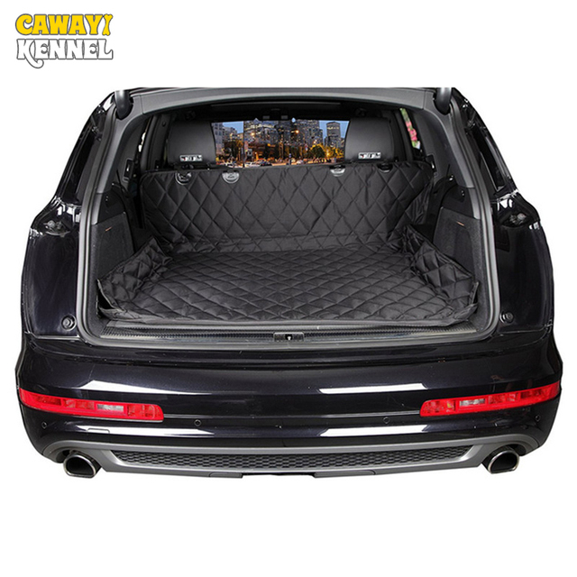 CANDY KENNEL High Quality Oxford Waterproof Pet Dog Cat Car Trunk Mat Carrier Cover Pet Mat Blanket Cover Mat Protector D1082