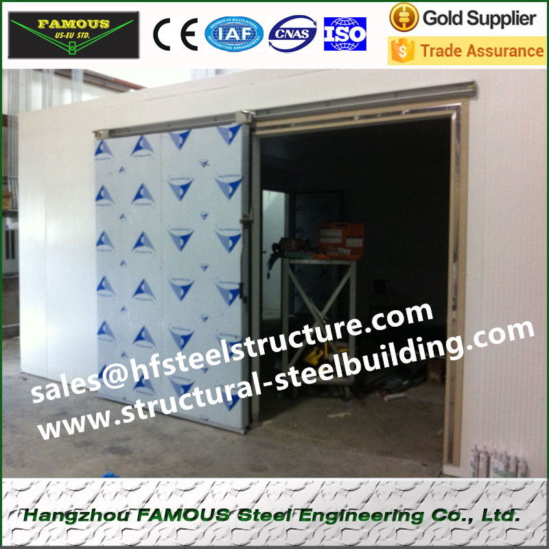 China Cold Room Design Blast Freezer Cold Room For Fruit Vegetables And Walking Cold Room To Keep Fresh