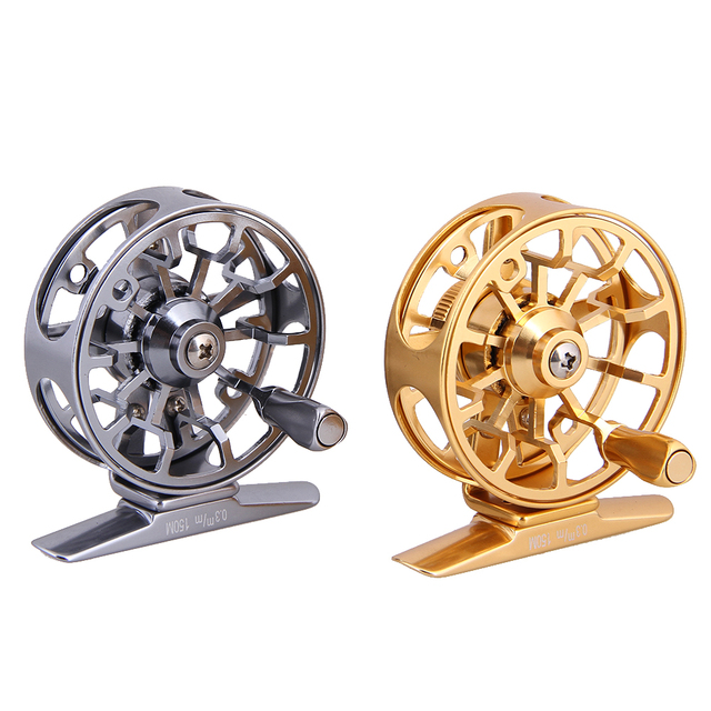sheran catfish fly reel china feeder carp fishing reel bulk, Reel Combo