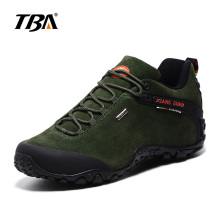 2017 TBA Big USsize 3.5 -15 outdoor waterproof hiking shoes Womem Anti fur sports sneakers slip resistant climbing shoes for Men
