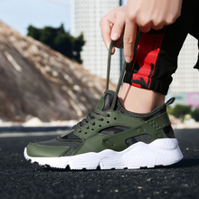 dcb9e21eb87484 hot Man Running Shoes Sport Shoes For Men Huarach Air Breathable Athletic  Sneakers Women Trainers Zapatillas