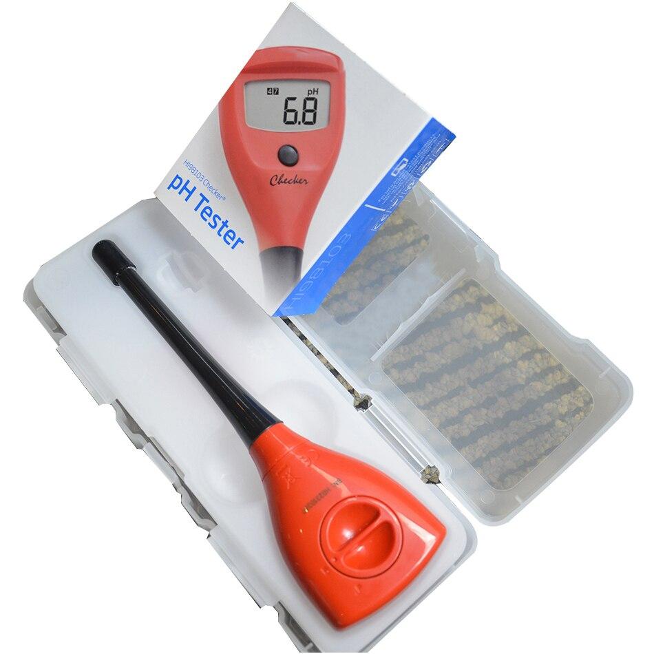 Italy Hanna HI98103 Acidity Tester PH Meter PH Meter Pen Type HI-98103 Meter цена