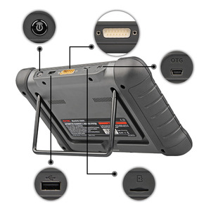 Image 3 - Autel Maxidas DS808K Diagnostic Tool Automotivo car diagnostic OBD2 ScannerTablet Code Reader(Upgraded Version of DS808, DS708)