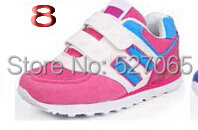 12 Colors Kids Sneakers/Fashion Childrens Sneakers Shoes Girls Boys/Boys - yongxiang s store