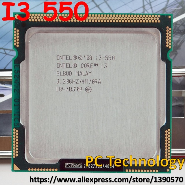 INTEL R CORE TM I3 CPU 550 @ 3.20GHZ DRIVER WINDOWS 7 (2019)