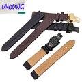 Elegante pulsera de la pulsera para huawei b2 watch correa de pulsera accesorios suave impermeable negro marrón