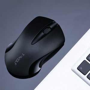 Image 3 - Notebook 2.4G USB wireless mouse compact office computer peripheral mouse computer mouse pink mouse