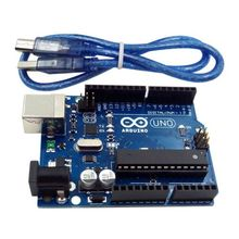 UNO R3 MEGA328P ATMEGA16U2 for Arduino Compatible + USB Cable