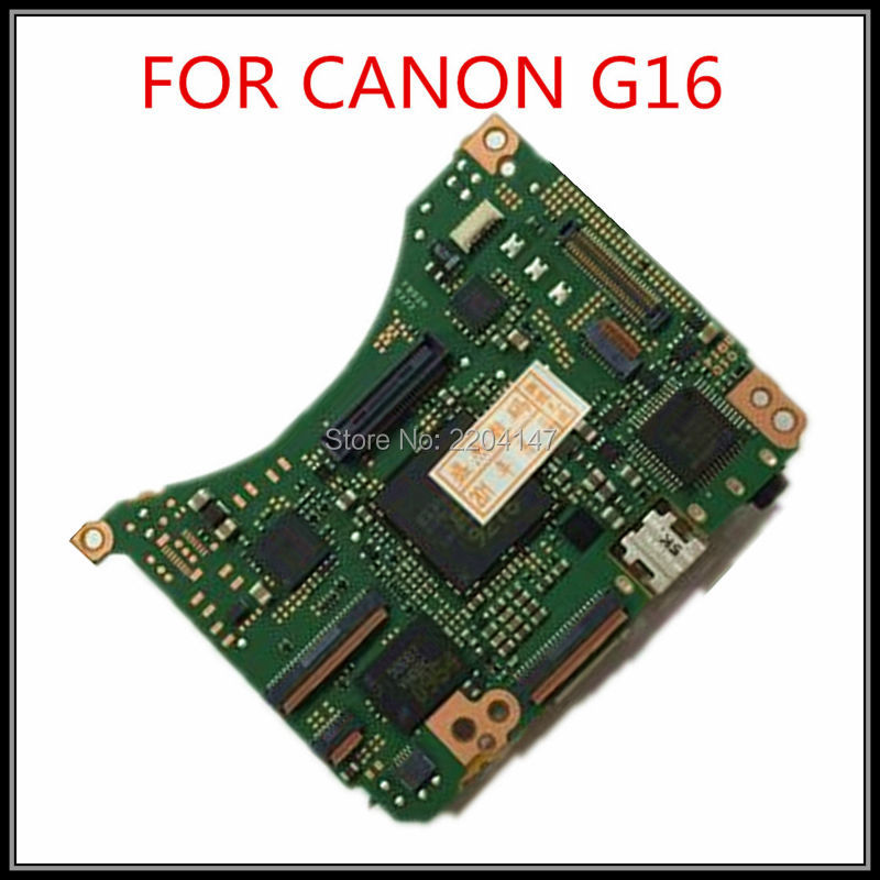 100%  NEW original G16 Digital Camera Main Board/Mother Board testing working for CANON G16 free shipping 95%new g16 mainboard for canon g16 main board g16 motherboard g16 camera repair part