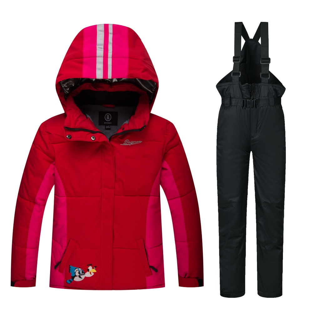 286708163 Ski Suit Kids New High Quality Children Windproof Waterproof ...