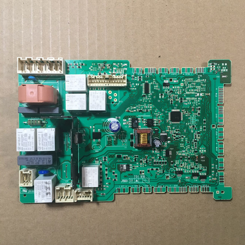 Suitable for Siemens washing machine WD12H360TI WD14H368TI motherboard computer board display board все цены