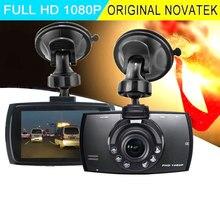 """2.7 """"Автомобильный видеорегистратор Full HD 1080 P автомобиля Камера Регистраторы G30 с детектором движения Ночное Видение G-Сенсор автомобиля DVRs"""