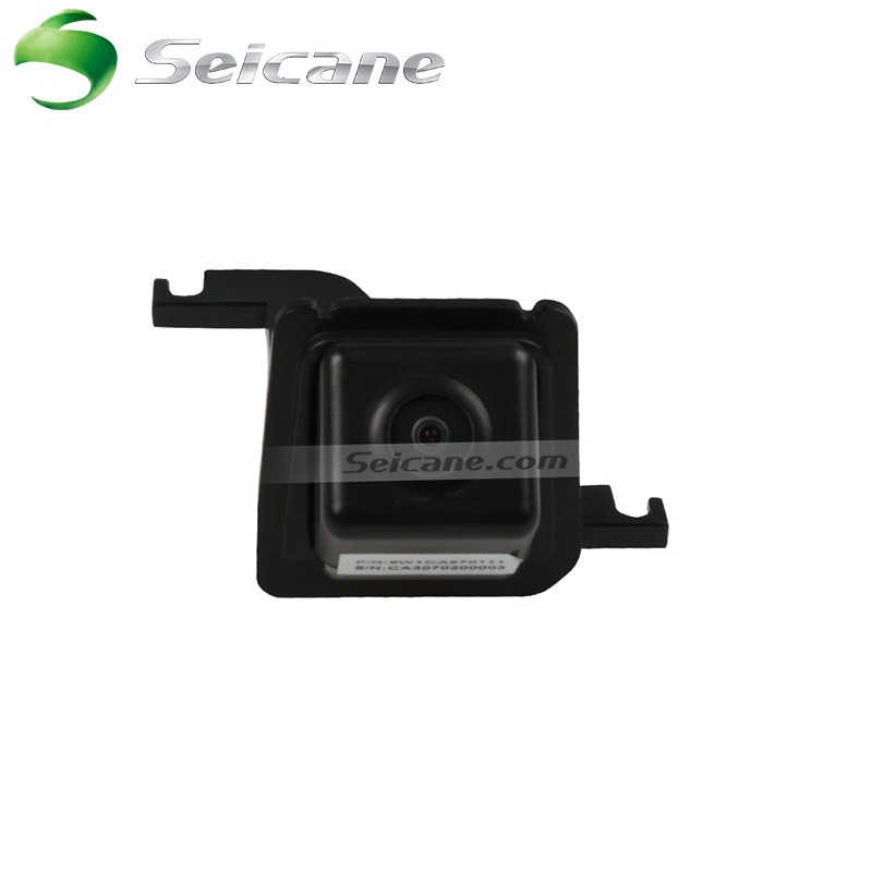 Seicane Hot selling for 2012 2013 Land Rover Discovery 4 Car Rearview Camera with four-color ruler and LR logo Night Vision