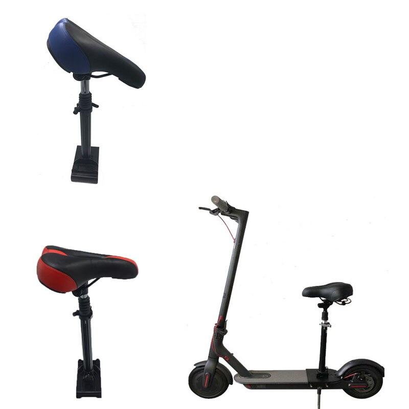 2019 Nova Altura Ajustável de Sela Para Xiaomi M365 Scooter Elétrico Skate Almofada Cadeira Assento Sela Acessórios de Reposição