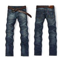 Men Brand Jeans 2016 Retail Wholesale Mens Trousers Leisure Casual S Newly Style Cotton Men Jeans